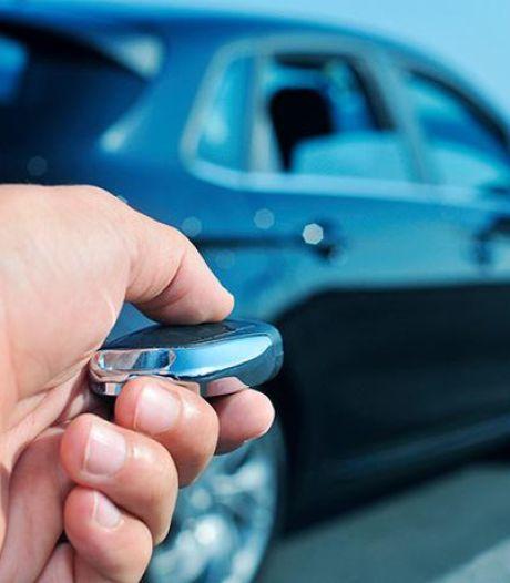 Deze auto's zijn het meest en minst gevoelig voor keyless diefstal