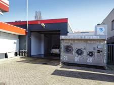 Kleine wasjes, grote wasjes, doe ze bij het tankstation