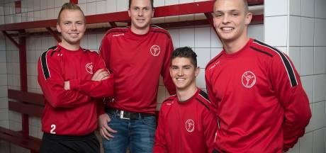 BSC pijnlijk onderuit in Woensdrecht, Wernhout maakt er vijf tegen RSV