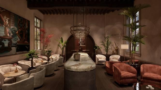 """Dit is het eerste vijfsterrenhotel van Antwerpen: """"Vier toprestaurants en kamers tot 2.500 euro per nacht"""""""
