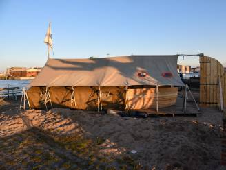 Ga eens op luisteravontuur in de tentboot op Stormkop