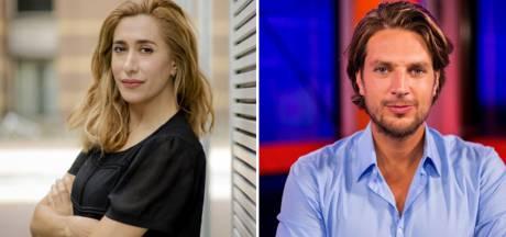 Renze Klamer en Fidan Ekiz presentatieduo van 'het nieuwe DWDD'