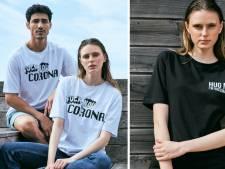 Les T-shirts anti-corona et pro-vaccination d'une marque bruxelloise