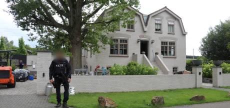 Omwonenden opgerold drugslab in Vleuten: 'Dat het niet in de haak was, vermoedden we al wel'