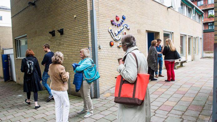 Op de Scheveningseweg wonen al statushouders.