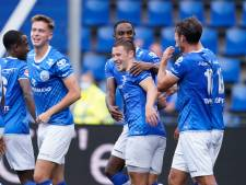 Geluksgoal Van Moorsel bezorgt FC Den Bosch late, maar verdiende overwinning op Dordrecht