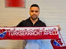 Onur Tekay gaat bij TKA ook weer op het veld aan de slag