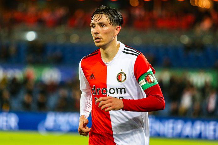 Ex-Feyenoorder Steven Berghuis.