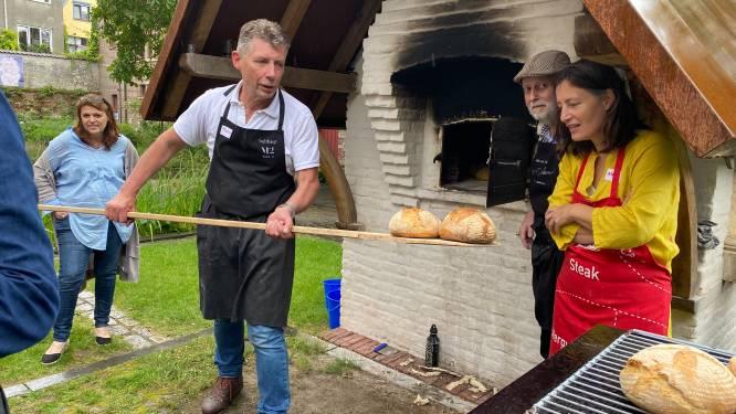 Bakhuis Gent in Hof van Rijhove eindelijk geopend: Pizza en brood uit een houtoven in centrum, met dank aan Burgerbudget