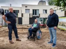 Eindelijk een eigen huis in Den Bosch voor William en Cyriel: 'Alleen tijdens Ajax - PSV wordt het niet zo gezellig'