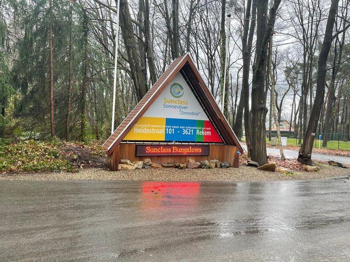 De twee lichamen werden gevonden in het bungalowpark Sonnevijver.