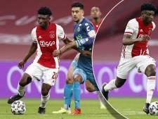 Ajax beschikt weer over verfijnde spelmaker Mohammed Kudus: 'Ik wilde te graag'