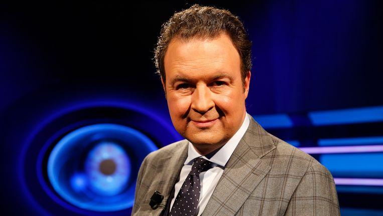 Journalist en tv-presentator Sven Kockelmann. Beeld anp