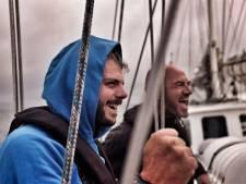 Thomas van Thiel zeilt wereld rond tijdens corona: 'Op zee gelden andere wetten, de wetten van de natuur'