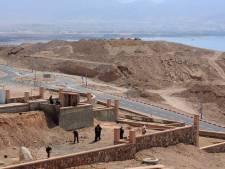 Deux roquettes tirées du Sinaï tombent en Israël