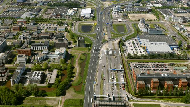 A9 Gaasperdammerweg dit weekend afgesloten