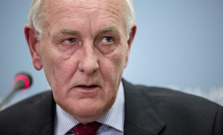 Commissaris van de koning Johan Remkes gaat de staatscommissie parlementair stelsel leiden. Beeld null