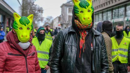 Gele hesjes roepen op tot geweld in YouTube-video