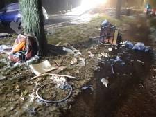 Ernstig ongeluk met bakfiets in Eindhoven: 'Belg (25) kwam op fietspad door navigatie'