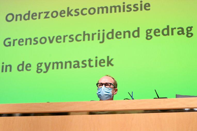 Vlaams minister van Sport Ben Weyts (N-VA). Beeld BELGA