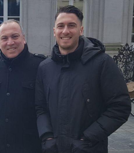 Fadi gaat viraal met tweet over vader die na 25 jaar herenigd wordt met oude vriend uit Irak