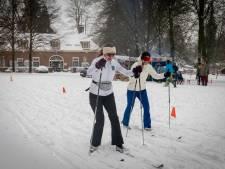 Barre eerste sneeuwdag, maar ook veel om te genieten