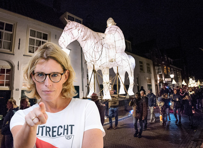 Columniste Marieke Dubbelman schrijft over de Sint Maarten Parade in Utrecht.