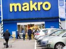 Nog geen massale toeloop op de voorraden van Sligro, Hanos en Makro