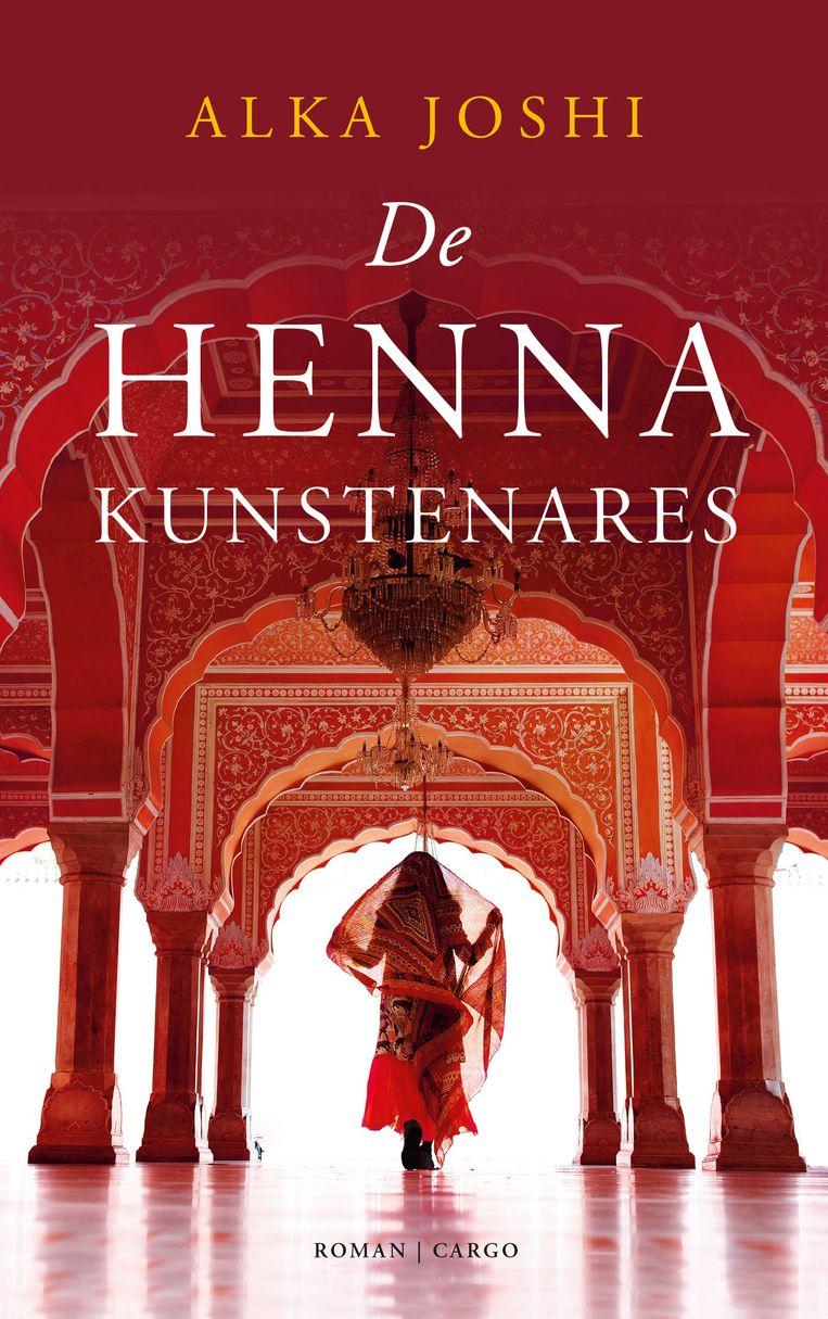 De henna kunstenares Beeld De henna kunstenares