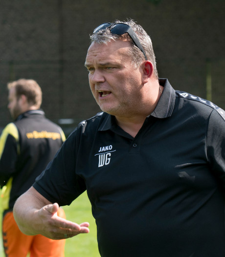 SVHA strikt trainer William Gorissen voor het nieuwe seizoen