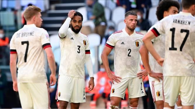 Kleine troost: Rode Duivels spelen leiding op FIFA-ranking niét kwijt na draw van Brazilië