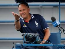 Umpire die Kyrgios peptalk gaf twee weken geschorst