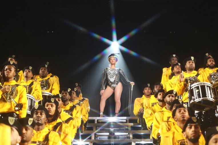 Beyoncé.  Beeld Netflix