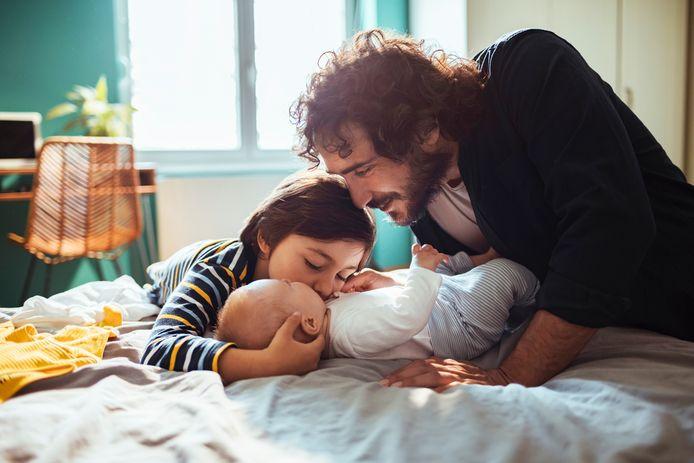 Welke verlofrechten heb jij als papa?