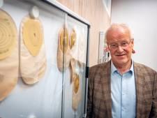 Aat van der Leden is pionier op het gebied van stoma: 'We willen het middel uit de taboesfeer halen'