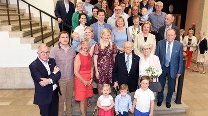 Stichter van Vlasmuseum 65 jaar gehuwd