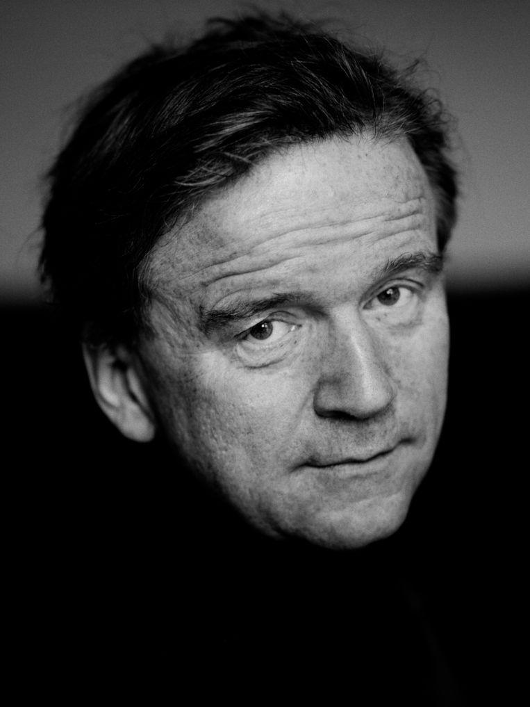 René ten Bos, de vierde Denker des Vaderlands, is hoogleraar filosofie in Nijmegen. Hij heeft onder meer veel geschreven over organisatie- en managementkunde. Beeld Corbino