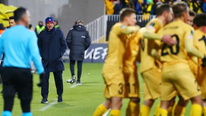 La Roma de Mourinho humiliée en Norvège