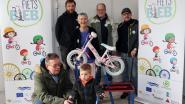 Fietsbieb opent uitleenpunt in Projecthuis De Dreef