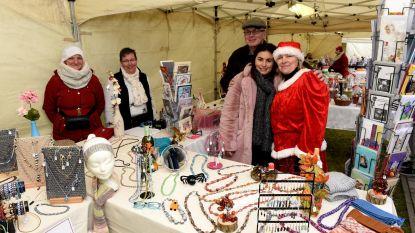 Rusthuis Eyckenborch organiseert kerstmarkt voor bewoners
