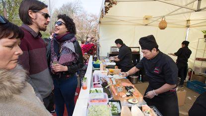 Sushi Festival: wellicht tweede editie na gigantisch succes