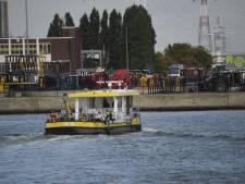 Zinkend schip in de Antwerpse haven: geen gewonden