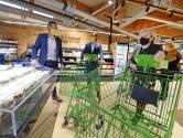 Minister Ank Bijleveld opent nieuwe hypermoderne Jumbo in Goor