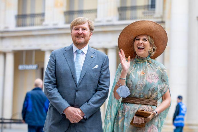 Ter Illustratie: op dinsdag 14 september brengen Koning Willem-Alexander en Koningin Máxima een bezoek aan Salland. Onder andere Deventer en Olst-Wijhe worden tijdens dit streekbezoek aangedaan.
