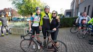 Zeventig ondernemers netwerken op de fiets