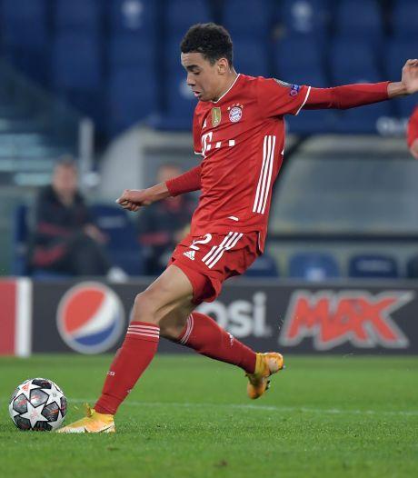 Le jeune talent du Bayern, Jamal Musiala opte pour l'Allemagne plutôt que l'Angleterre