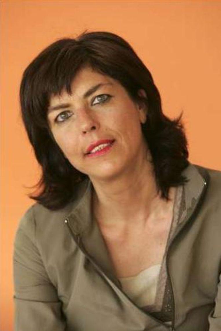 Minister van Werk en Gelijke Kansen Joëlle Milquet.