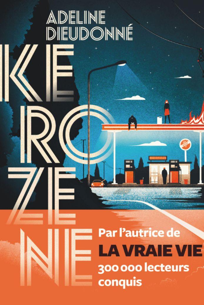 """""""Kérozène"""" est le deuxième livre d'Adeline Dieudonné."""