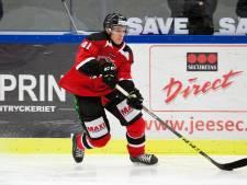 Als vijftienjarige alleen op ijshockey-avontuur in Zweden: 'Vaak belde ik mijn ouders vol emotie op, dat ik het toch allemaal niet wilde'