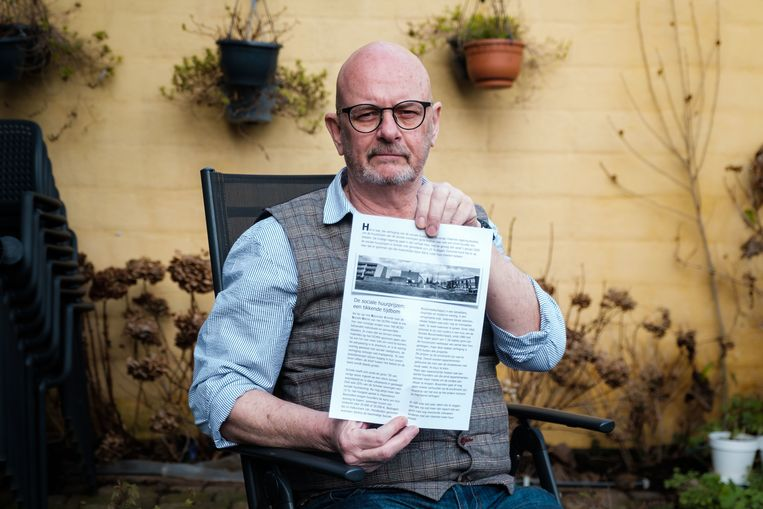 Marc Geurs, politicus voor Groen, woont al 40 jaar in een sociale woning. Hij is gestart met een pamfletactie tegen de nieuwe huurwetgeving van de Vlaamse regering. In het pamflet, gebust bij zo'n 540 sociale huurders, roept hij hen op om klacht in te dienen bij de Vlaamse ombudsdienst.